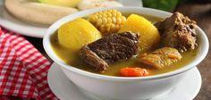 Sancocho, más que una #sopa - El #sancocho es uno de los platos más típicos de República Dominicana. Se trata de una combinación de carnes, tubérculos, verduras y condimentos que forman un espeso caldo. Se suele hacer con ternera, pero según los gustos se le puede añadir otro tipo de carne como el cerdo o el pollo.