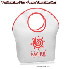 Fashionable Non Woven Shopping Bag, a dynamic product which offers some of the great features like round handle, durable, thereby creating a brand awareness among your customers by making you a popular brand.
