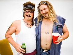 white trash party costume ideas