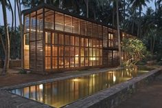 Palmyra house by Studio Mumbai