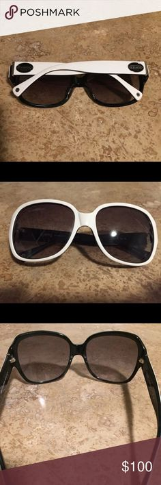 4797d1f94983 New Round Metallic Frame Sunglasses NWT