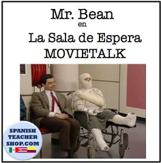 A ready to use MovieTalk lesson featuring Mr. Includes reading and activities for Spanish class. Spanish Lessons For Kids, Spanish Basics, Spanish Activities, Spanish Teacher, Spanish Classroom, Classroom Ideas, Spanish Language Learning, Teaching Spanish, Spanish Songs