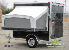 Cargo trailer to Camp trailer conversion. - Page 4 - ADVrider