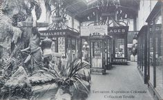 Exposition coloniale de Tervueren de 1897.