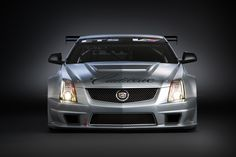 Cadillac | Cadillac CTS-V Race Car Hits the Track for the First Time (The Torque ...