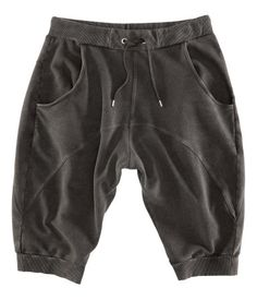 I'm loving this sweat-pant/short from HMs #FashionAgainstAIDS line. #weekendwear @HM