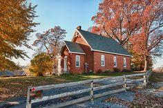 Krentler's Schoolhouse  York County, PA