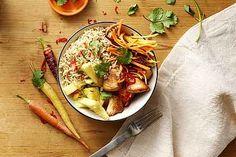 No frills family soup by wernichtwagt-derngewinnt chef - Herve Knightley Cheesecake, Tasty, Yummy Food, Sour Cream, Ratatouille, Kids Meals, Quiche, Barbecue, Zucchini