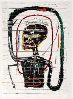 Jean-Michel Basquiat, Flexible, 1984/2016