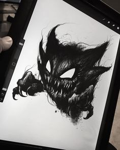 64 Ideas For Art Tattoo Illustration Pokemon Tattoo, Gengar Tattoo, Kunst Tattoos, Body Art Tattoos, Cool Tattoos, 16 Tattoo, Ghost Tattoo, Tattoo Sketches, Tattoo Drawings