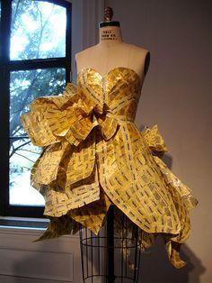 RISD Student Fashion Design