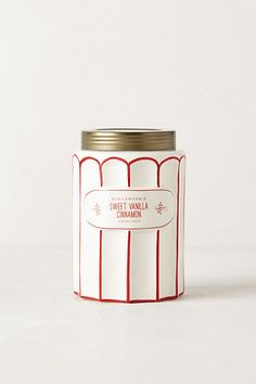 Boulangerie Jar (Sweet Vanilla & Cinnamon Candle) - $26.00 - Anthropologie