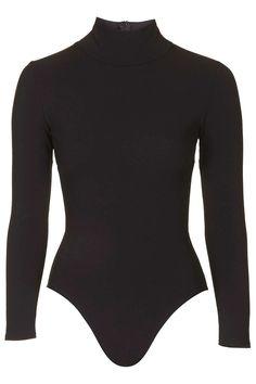 **Long Sleeve Bodysuit by Twin Sister