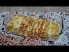 YouTube Greek Cooking, Greek Recipes, Lasagna, French Toast, Yummy Food, Bread, Breakfast, Ethnic Recipes, Youtube
