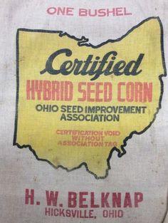 OH Certified Belknap Hicksville, Ohio