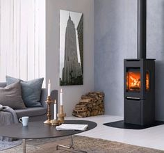 Jotul F 262 #Kampen #Fireplace #Fireplaces #Interieur
