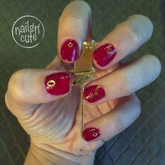 Nail Art, Nails, Jewelry, Finger Nails, Jewlery, Ongles, Jewerly, Schmuck, Nail Arts