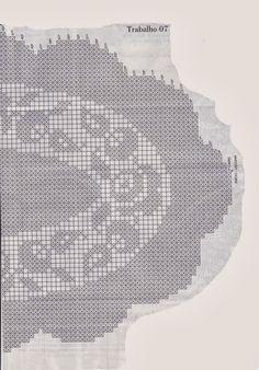 Inspirações de Croche com Any Lucy: Tapete