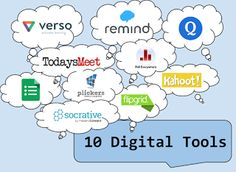 With so many choices for digital assessment tools, here's a few tips and highlights about ten of the tools I've used.