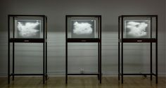 Works: Single Cloud Collection(2012) -  #LeandroErlich Artista argentino #Art #Ilussion