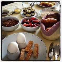 Desayuno ideal de viernes!