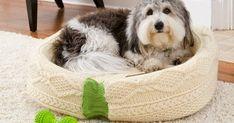 Cama para gatos y perros reciclando ropa ~ cositasconmesh