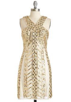 You Nova You Love It Dress, @ModCloth
