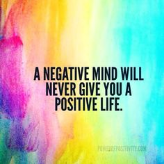Negativity can have a life of it's own within our psyche and we often feel helpless. Here are three ways to handle disturbingly negative thoughts: