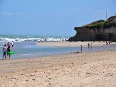 Praia de Tibau, Tibau (RN)