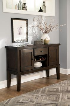 Genial Haddigan   Dark Brown   Dining Room Server For More Information Or To  Order, Visit