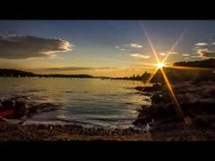 Brooklin Maine Sunset