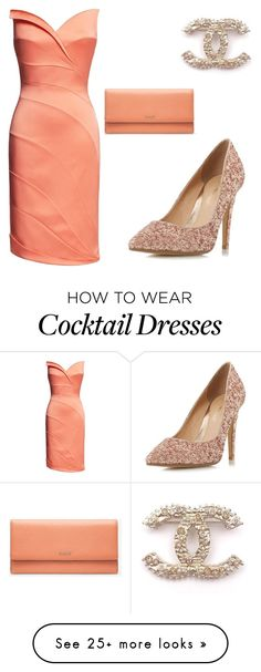 """""""Untitled #1220"""" by abby-white-2 on Polyvore featuring Chanel, Head Over Heels by Dune and Bally"""