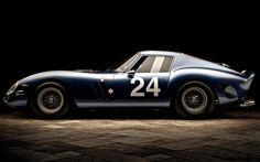 pinterest.com/fra411 #classic  #car - 1962 Ferrari 250 GTO