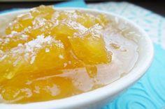 Ananasconfituur- ananasjam