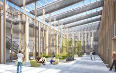 institut des études politiques - Patrick Arotcharen Architecte