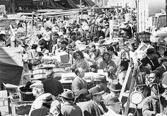 Blackstone Street Market 1964