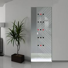 Eclisse Turbo Murano Design on Clear or Satin Glass Syntesis Pocket Door Glass Pocket Doors, Glass Door, Architrave, Glass Etching, Creative Design, Home Decor, Decoration Home, Room Decor, Glass Doors