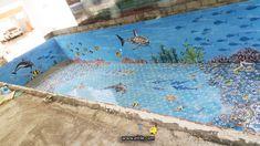 #Iranian_ceramic_for_swimming_pool Swimming Pool Tiles, Iranian, Ceramics, Outdoor Decor, Home Decor, Ceramica, Pottery, Decoration Home, Room Decor