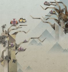 Jing Zhang | | illustration portfolio |