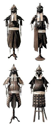 Drekkars armor servitude bd