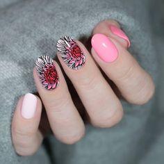 いいね!1,251件、コメント0件 ― Whats Up Nailsさん(@whatsupnails)のInstagramアカウント: 「Adorable nails by @nnailtasticc using stamping plate Whats Up Nails - B005 Nature's Beauty Garden…」 Stamping Plates, Nail Stamping, Nail Envy, Nail Inspo, Becca, Instagram Feed, Beauty, Art Ideas, Garden