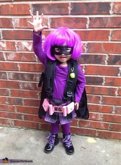 Hit Girl - 2013 Halloween Costume Contest - Cosplay