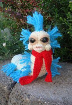 Labyrinth Worm Dude