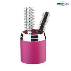 Porta escova de cabelo