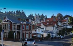 Dunedin Buildings by Walter Niederbauer on 500px