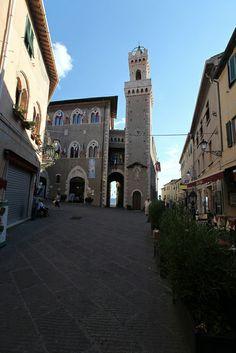 Piombino, Tuscany, Italy