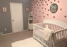 Eva's Rose Gold and Bunny Nursery - Project Nursery