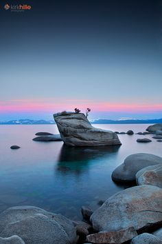 Bonsi Rock by Furiousxr on DeviantArt Lee Filters, Lake Tahoe, Bonsai, Sunrise, Bathroom Niche, Face Book, Rock, Places, Water