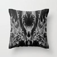 Throw Pillows by Celia Dias | Society6
