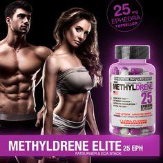 Cloma Pharma Methyldrene 25 Elite Ephedra (Ephedrin) Methyldrene EPH 25 mg Workout, Fat Burning, Burns, Training, Weight Loss, Fatty Acid Metabolism, Health, Work Out, Losing Weight